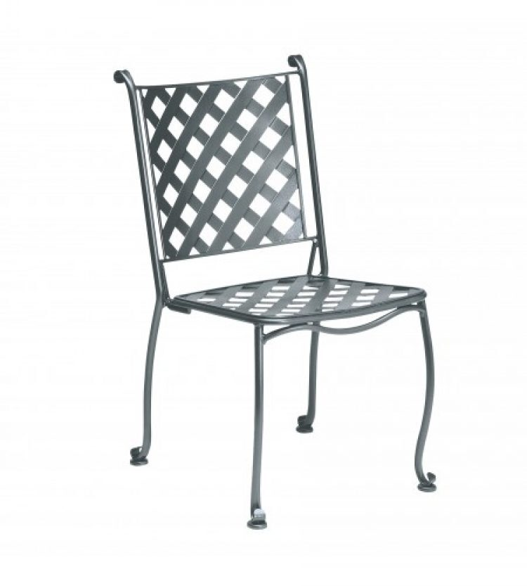 maddox bistro side chair stackable