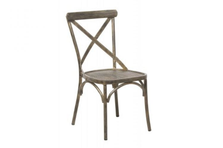 maison french bistro chair cushion inclusive boullion