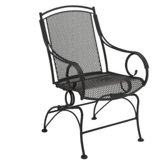 Modesto Coil Spring Dining Chair