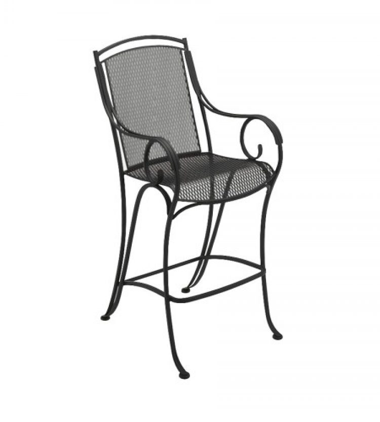 modesto stationary bar stool