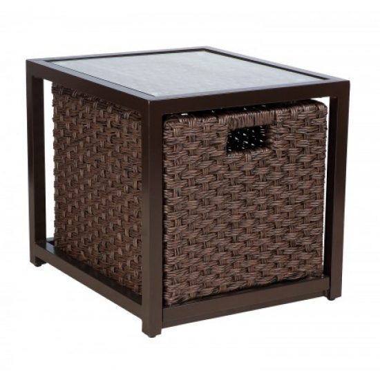Mona End Table With Drawer