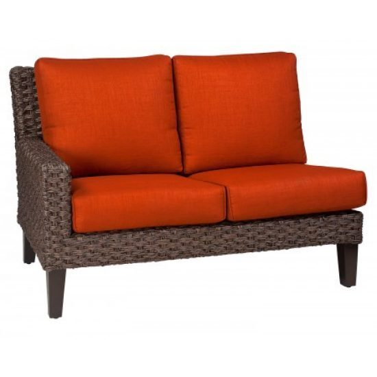 Mona Left Arm Facing Loveseat Sectional