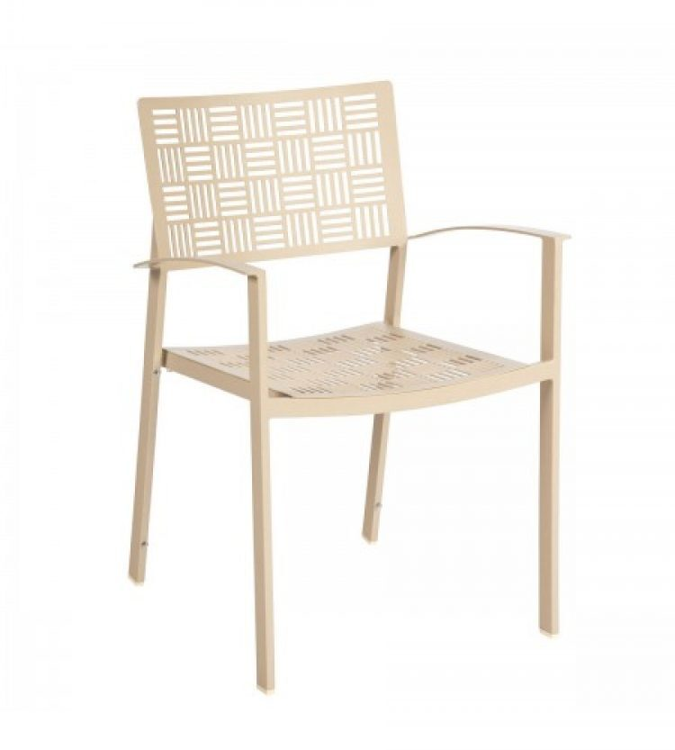 new century dining arm chair stacking