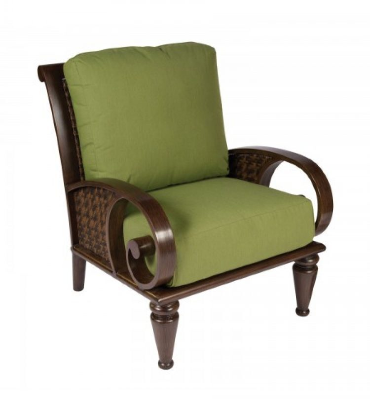 north shore stationary lounge chair