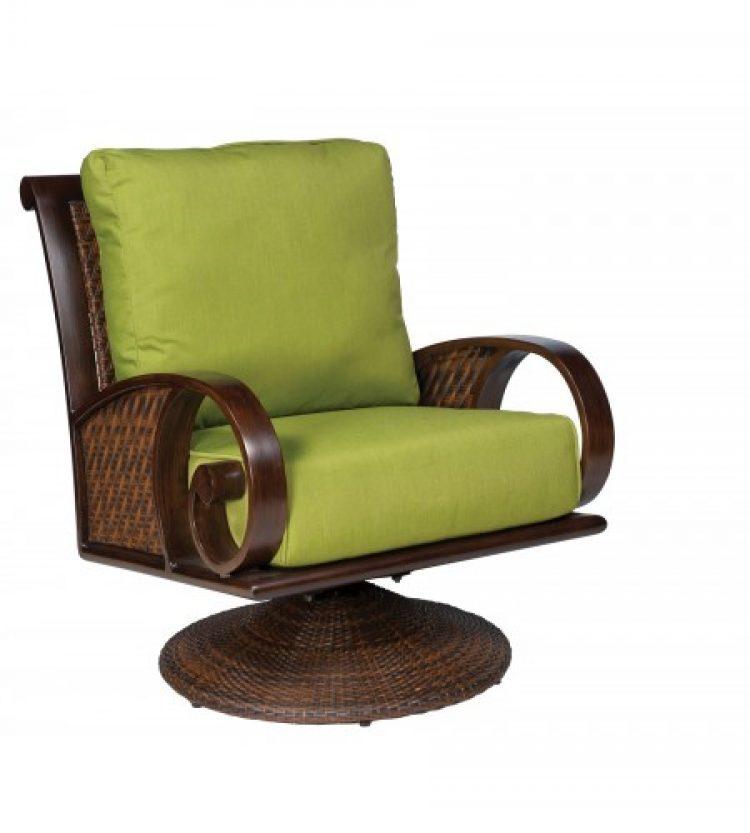 north shore swivel rocking lounge chair