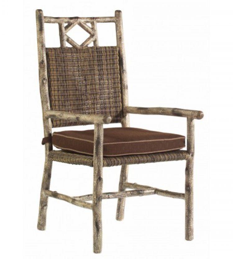 river run dining arm chair