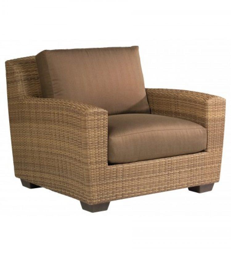 saddleback lounge chair