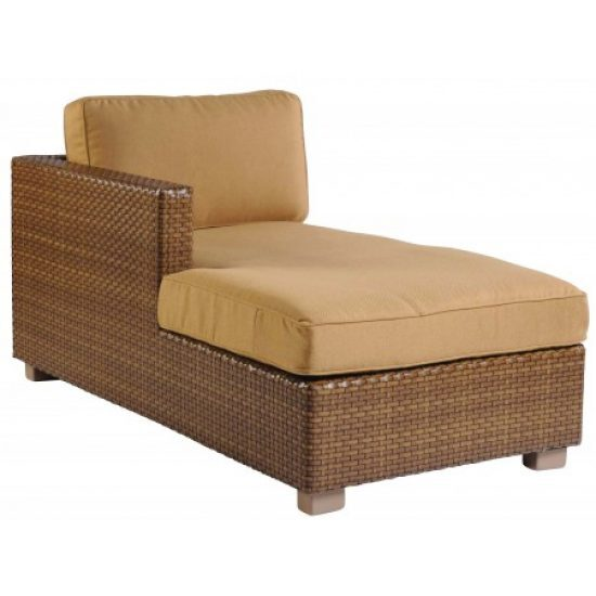 Sedona Left Arm Facing Chaise Lounge Sectional