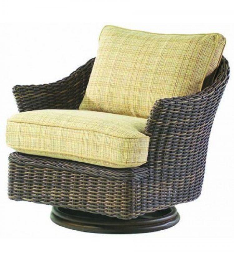sonoma swivel lounge chair
