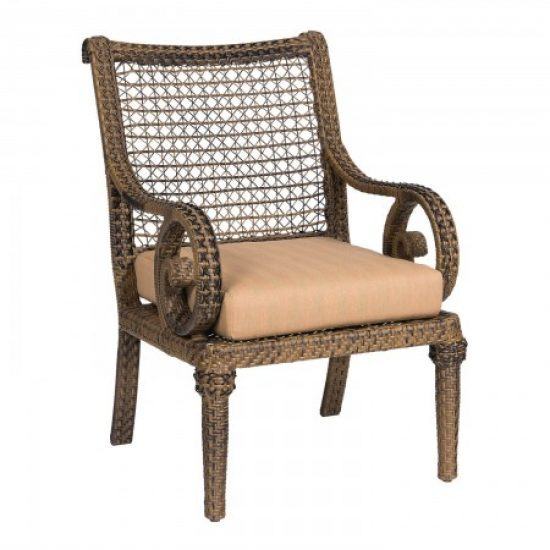 South Shore Dining Arm Chair