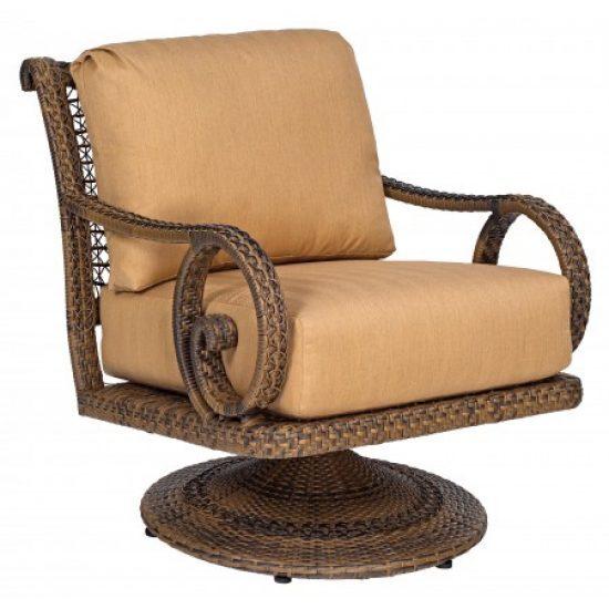 South Shore Swivel Rocking Lounge Chair
