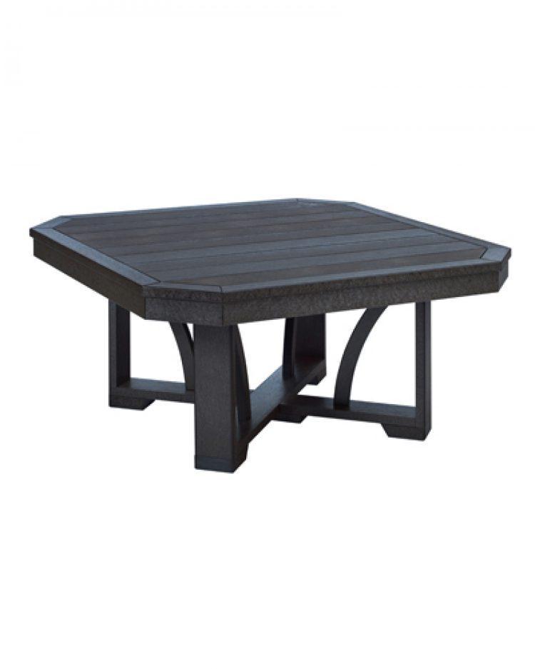 st tropez 35 square cocktail table