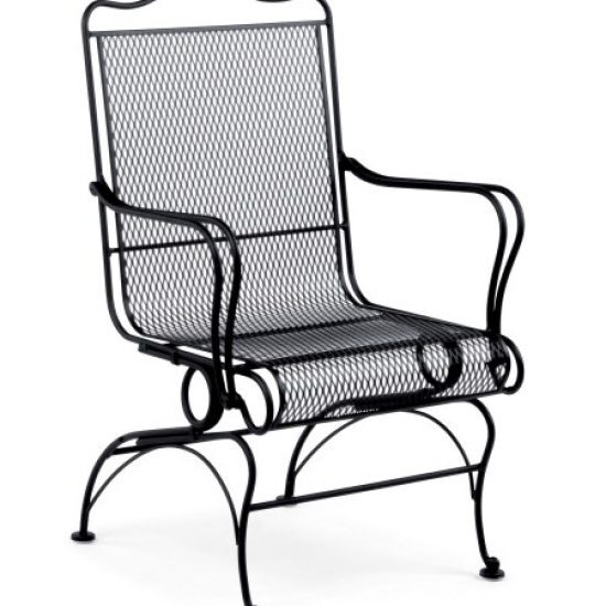 Tucson High-Back Coil Spring Chair