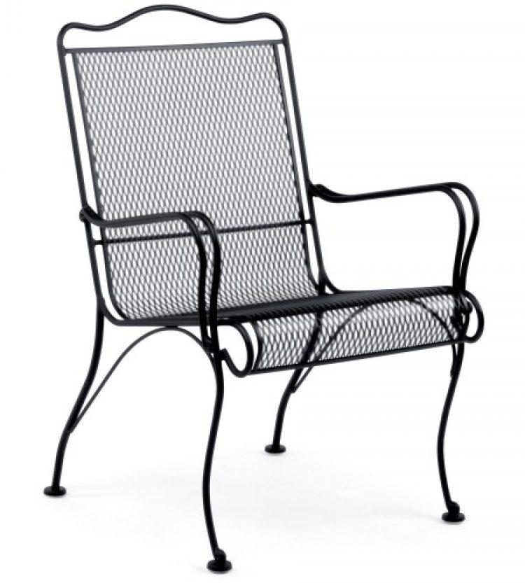 tucson high back lounge chair
