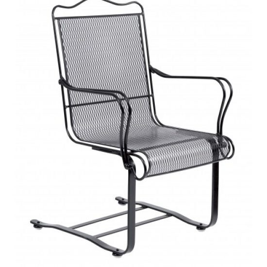 Tucson High-Back Spring Base Chair