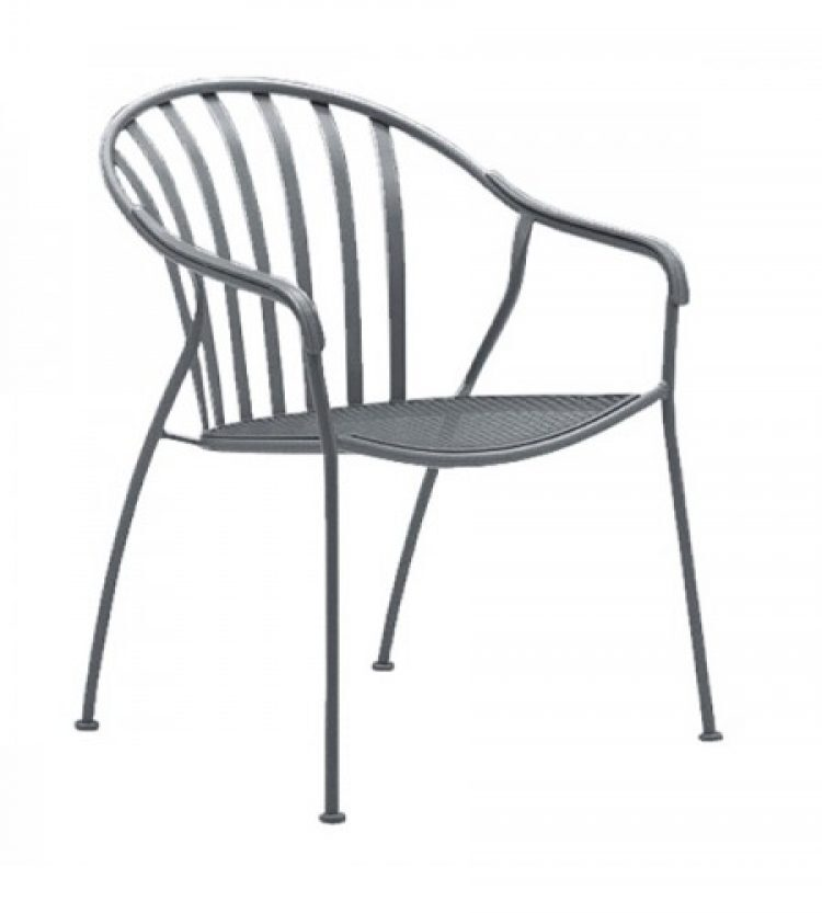 valencia barrel dining chair stackable