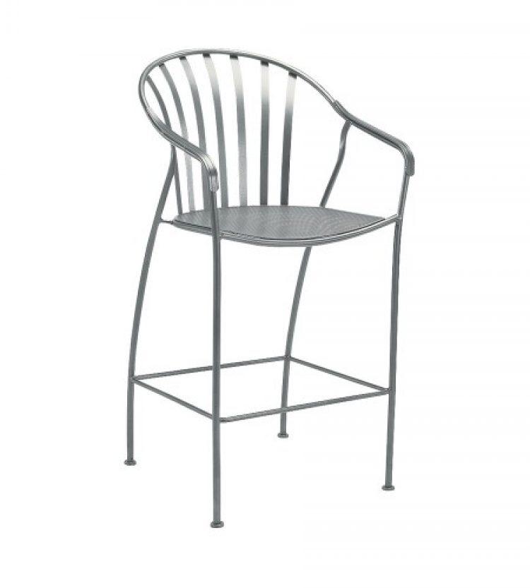 valencia stationary bar stool