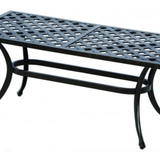 WEAVE INJECTION COFFEE TABLE