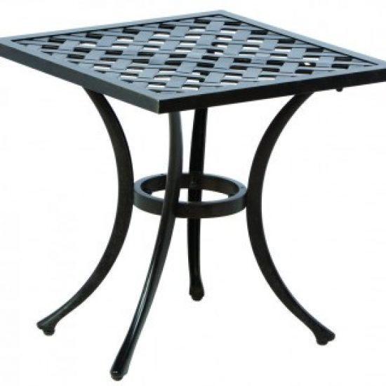 WEAVE INJECTION SIDE TABLE