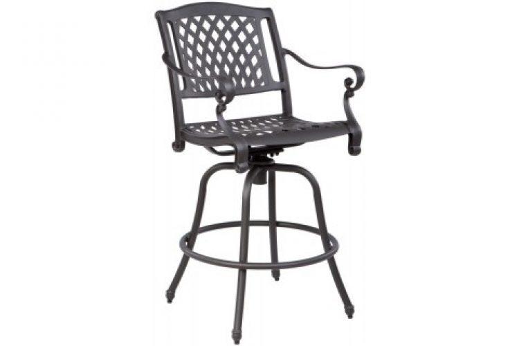 westbury bar swivel arm chair