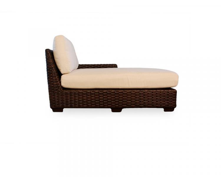 contempo left arm chaise