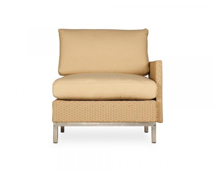elements left arm lounge chair addl v