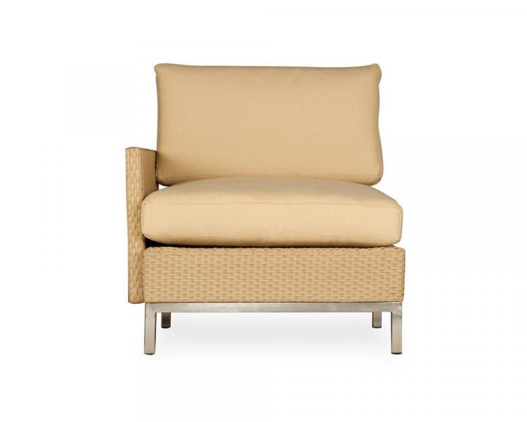 elements right arm lounge chair