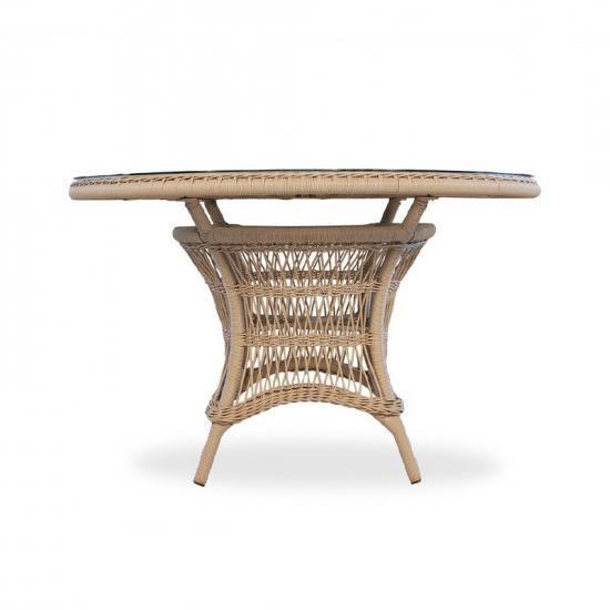"""FAIRHOPE 48"""" ROUND UMBRELLA TABLE"""