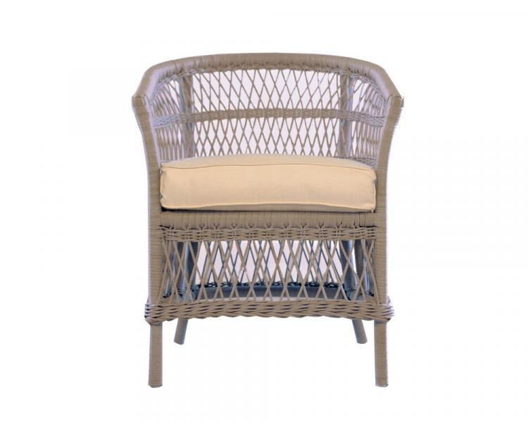 fairhope barrel dining chair
