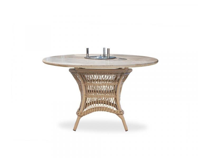 fairhope dining fire table