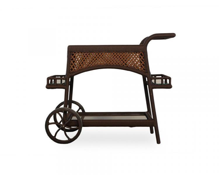 grand traverse serving cart