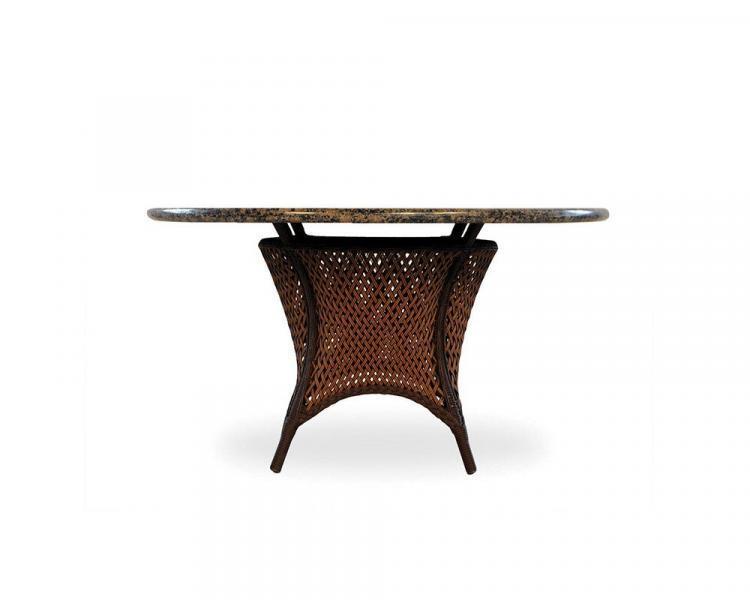 grand traverse umbrella dining table