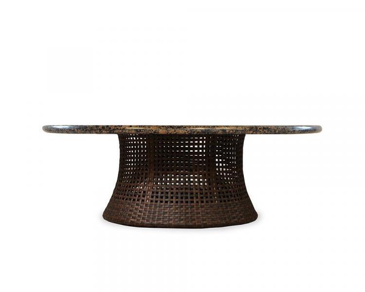 havana 48 round umbrella conversation table