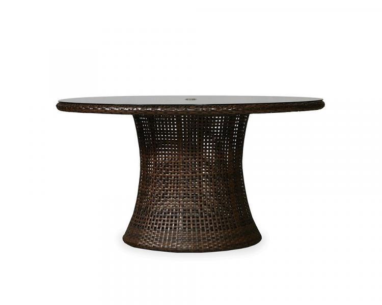 havana 54 round umbrella table