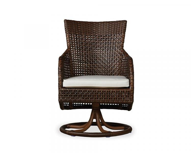 havana swivel dining chair