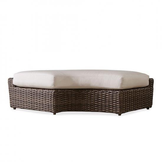 LARGO LEFT CURVED BENCH