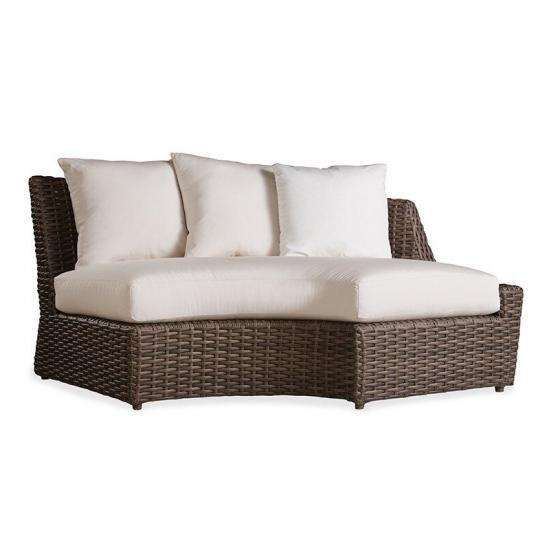 LARGO LEFT CURVED SECTIONAL