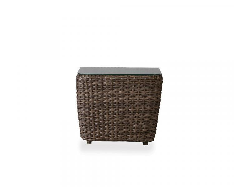largo one piece bunching end table