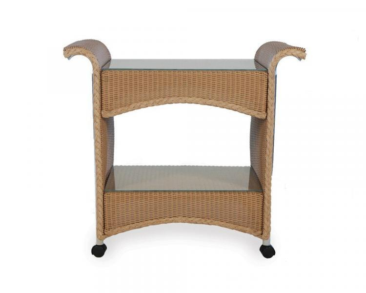 loom accessories bar cart