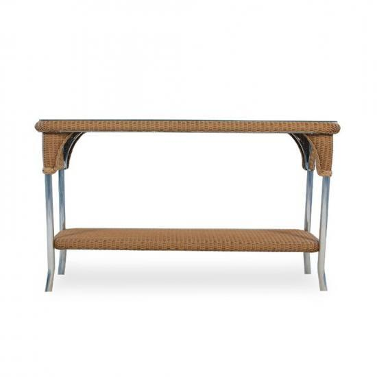 LOOM ACCESSORIES CONSOLE TABLE