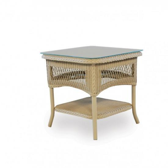 LOOM ACCESSORIES END TABLE