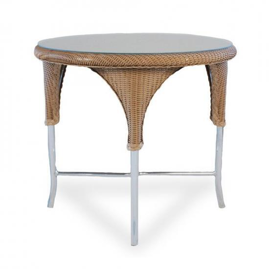 LOOM ACCESSORIES ROUND DINING TABLE - ADDITIONAL VERSION 1