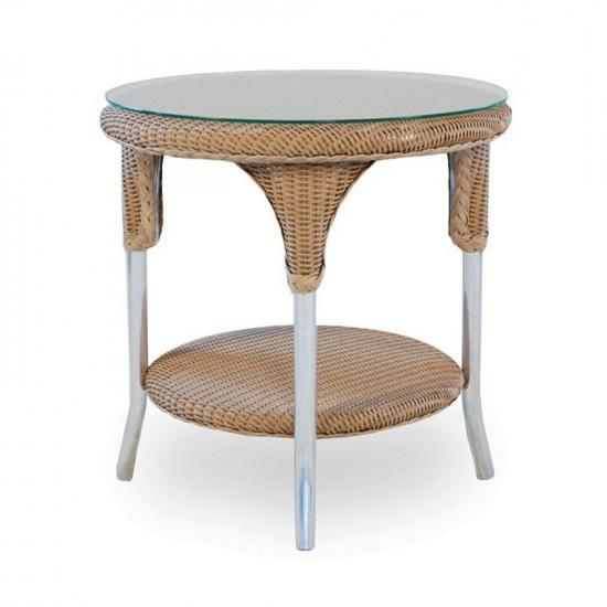 LOOM ACCESSORIES ROUND END TABLE - ADDITIONAL VERSION 1