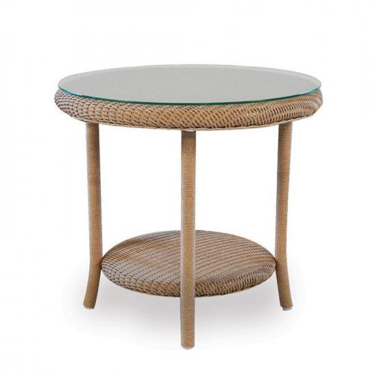 LOOM ACCESSORIES ROUND END TABLE - ADDITIONAL VERSION 2