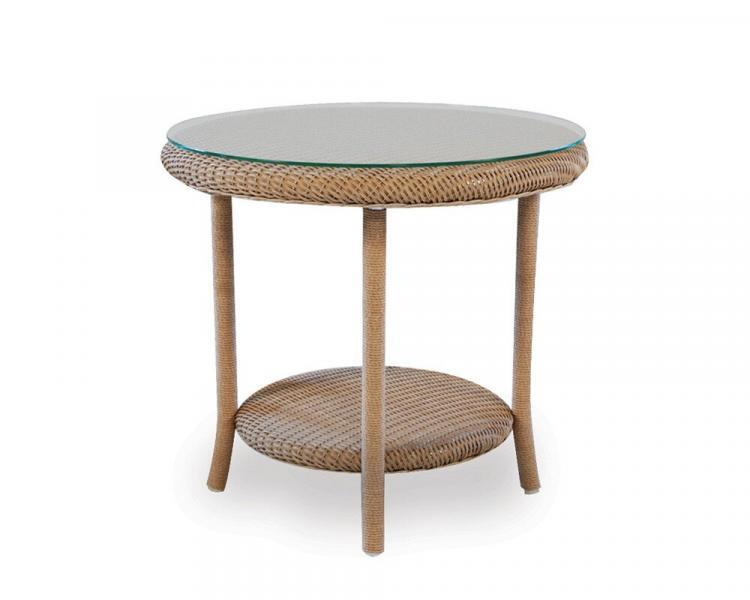 loom accessories round end table addl v 2