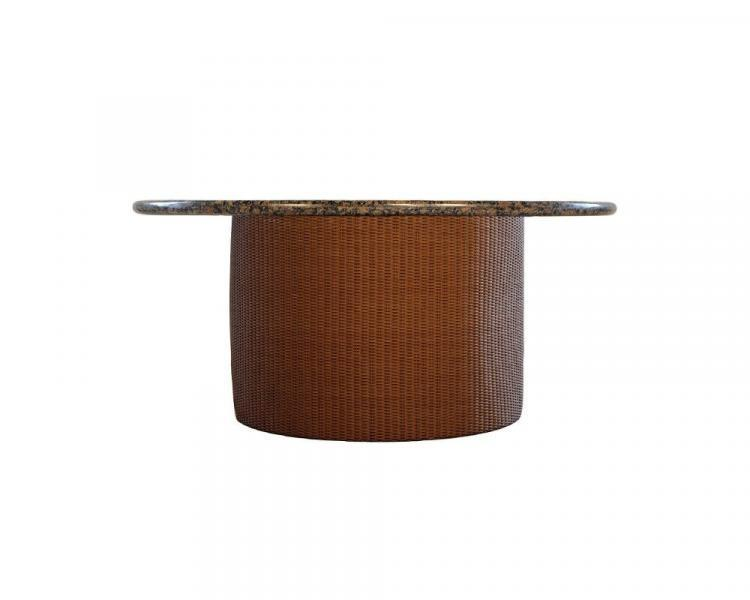 loom accessories round fire table