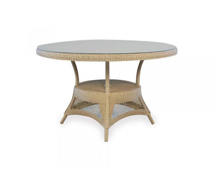 loom accessories round umbrella table