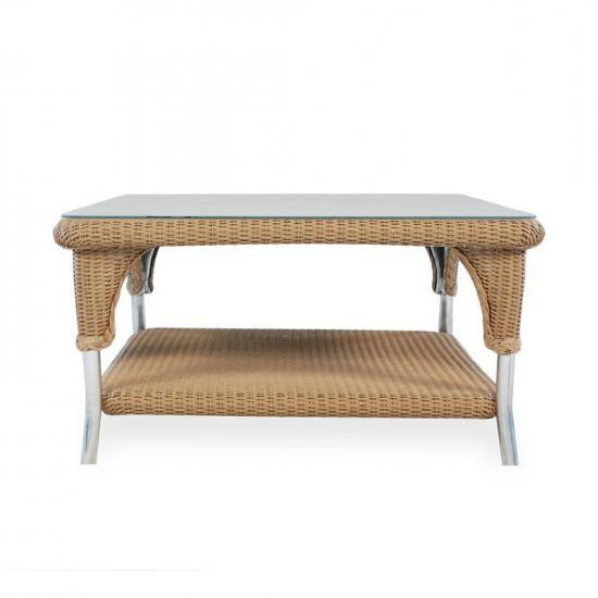 LOOM ACCESSORIES SQUARE COCKTAIL TABLE