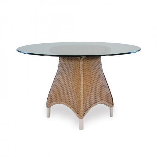 "MANDALAY 48"" ROUND DINING TABLE"