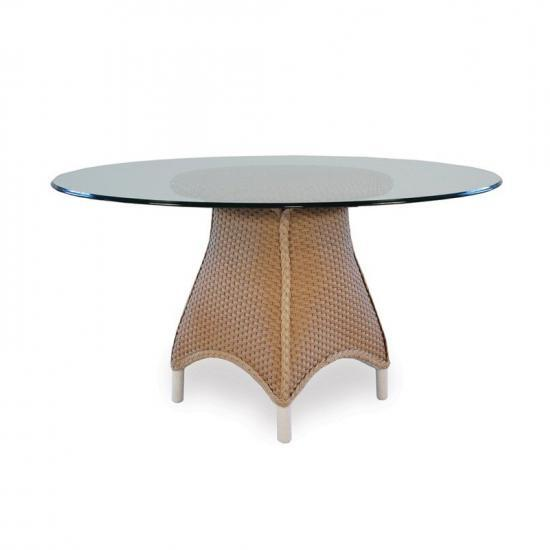 "MANDALAY 54"" ROUND DINING TABLE"